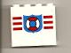 Part No: 4215pb063  Name: Panel 1 x 4 x 3 with Coast Guard Pattern (Sticker) - Set 6338