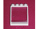 Part No: 4447c01  Name: Window 4 x 4 x 3 Roof with Trans-Clear Glass