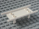 Part No: 4714c01  Name: Minifigure, Utensil Stretcher with 2 Minifigure, Utensil Stretcher Wheels (4714 / 4715)