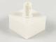 Part No: 4729  Name: Brick, Modified 2 x 2 No Studs, Top Pin
