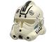 Part No: 50995pb05  Name: Minifigure, Headgear Helmet SW Clone Trooper Ep.3 Pilot Pattern