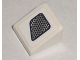 Part No: 54200pb020R  Name: Slope 30 1 x 1 x 2/3 with Vent Dots Fade Pattern Model Right (Sticker) - Set 8211