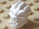 Part No: 54274  Name: Minifigure, Head Modified Bionicle Inika Toa Matoro Plain