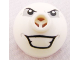 Part No: 553pb012  Name: Brick, Round 2 x 2 Dome Top with Angry Eyes and Grin Pattern (Joker Bomb)