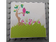 Part No: 59349pb048  Name: Panel 1 x 6 x 5 with Tree, Bird and Grass Pattern (Sticker) - Set 7586