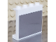 Part No: 60581pb044  Name: Panel 1 x 4 x 3 with Side Supports - Hollow Studs with Mirror Pattern (Sticker) - Set 41004