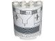 Part No: 6259pb008  Name: Cylinder Half 2 x 4 x 4 with Black Mechanical Pattern (Sticker) - Set 7468