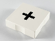 Part No: 6309pb013  Name: Duplo Tile 2 x 2 with Addition ( + ) Pattern