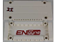 Part No: 64782pb015L  Name: Technic, Panel Plate 5 x 11 x 1 with Worl Racers Team Extreme Logo on Outside and  Red 'ENgyne' on Inside Pattern Model Left Side (Stickers) - Set 8864
