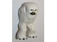 Part No: 87562c01pb01  Name: Wampa Body with Face Pattern