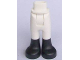 Part No: 92253c00pb02  Name: Mini Doll Friends Hips and Trousers with Back Pockets with Black Boots Pattern