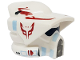 Part No: 92742pb03  Name: Minifigure, Headgear Helmet SW ARF Trooper Elite Pattern