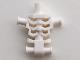 Part No: 93060  Name: Torso Skeleton, Angular Rib Cage, Plain