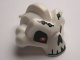 Part No: 93068pb01  Name: Minifigure, Head Modified Skull, Upper Jaw with Forehead Nails Pattern