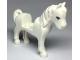Part No: 93083c01pb18  Name: Horse with 2 x 2 Cutout, Blue Eyes with Black Eyelashes Pattern