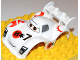Part No: 95207pb01  Name: Duplo Car Body 2 Studs on Spoiler Wide Fenders with Cars Shu Todoroki Pattern