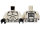 Part No: 973pb0510c01  Name: Torso SW Armor Clone Trooper Pattern (Clone Wars) / White Arms / Black Hands