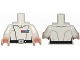Part No: 973pb2009c01  Name: Torso SW Imperial Officer 7 Pattern (Admiral Yularen) / White Arms / Light Flesh Hands