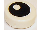 Part No: 98138pb007  Name: Tile, Round 1 x 1 with Black Eye with Pupil Pattern