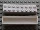 Part No: bhol06  Name: Brick 2 x 8 without Bottom Tubes