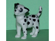 Part No: ditto  Name: Dog, Scala, Puppy with Dalmatian Pattern (Ditto)
