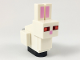 Part No: minebunny03  Name: Minecraft Bunny / Killer Bunny - Complete Assembly (21145)