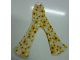 Part No: scl071  Name: Scala, Clothes Female Suit Long with Yellow Flowers Pattern