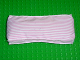 Part No: x1488px2  Name: Belville Cloth Mattress 6 x 14, Pink Stripe Pattern