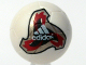 Part No: x45pb02  Name: Sports Soccer Ball with Official World Cup Ball (Fevernova) Pattern
