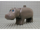 Part No: 2257c01pb01  Name: Duplo Hippo Adult