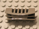 Part No: 30622  Name: Vehicle, Grille 1 x 4 with Two Pins