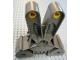 Part No: 31426c01  Name: Duplo, Toolo MyBot Robot Leg