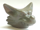 Part No: 42443  Name: Minifigure, Headgear Head Cover, Werewolf