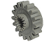 Part No: 6542  Name: Technic, Gear 16 Tooth with Clutch