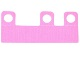 Part No: 73617  Name: Minifigure, Skirt Cloth - (Undetermined Length Version)