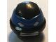 Part No: 12607pb17  Name: Minifigure, Head Modified Ninja Turtle with Blue Mask and Teeth Pattern (Shadow Leonardo)