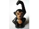 Part No: 14736pb02  Name: Monkey / Orangutan, Friends, Baby with Medium Azure Eyes, Black Nose and Medium Flesh Face and Stomach Pattern