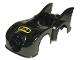 Part No: 17317pb01  Name: Duplo Car Body Batmobile with Batman Logo Pattern