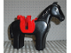 Part No: 2173c01pb01  Name: Duplo Horse with Saddle