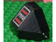 Part No: 2468pb03  Name: Panel 3 x 3 x 6 Corner Convex with Space Police I Logo Pattern Right