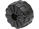 Part No: 2515  Name: Wheel Hard Plastic Large (54mm D. x 30mm)