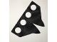 Part No: 26697  Name: Minifigure, Tuxedo Tails Cloth