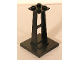 Part No: 2680b  Name: Support 4 x 4 x 5 Stanchion, Plain Studs