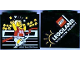 Part No: 30144pb132  Name: Brick 2 x 4 x 3 with Legoland Windsor Resort and Olympic Athlete #20 Pattern