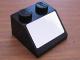 Part No: 3039pb056  Name: Slope 45 2 x 2 with Rectangular Mirror Pattern (Sticker) - Set 5770