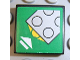 Part No: 3068bpb0100  Name: Tile 2 x 2 with Groove with Touch Sensor Pattern (Sticker) - Set 8479