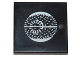 Part No: 3068bpb0947  Name: Tile 2 x 2 with Groove with Death Star Pattern