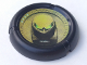 Part No: 32171pb005  Name: Bionicle Disk, Mask Miru Pattern