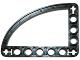 Part No: 32251  Name: Technic, Liftarm 5 x 7 L-Shape with Quarter Ellipse Thin