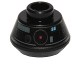 Part No: 33492pb01  Name: Cone 1 1/2 x 1 1/2 x 2/3 Truncated with BB-9E Droid Pattern